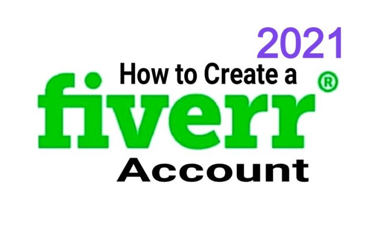 Let's create a Fiverr Account and a Gig correctly.2021 SINHALA