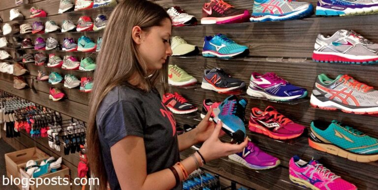 Top 10 tips to go shopping to choose the perfect Athletic Shoes